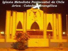 Corporación Iglesia Metodista Pentecostal de Catedral Evangélica del Norte, Arica