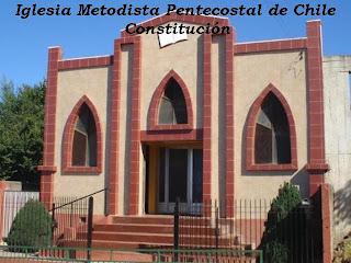 Iglesia Metodista Pentecostal de Constitución