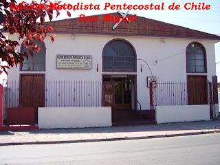 Iglesia Metodista Pentecostal de San Miguel