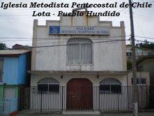 Iglesia Metodista Pentecostal de Lota Pueblo Hundido