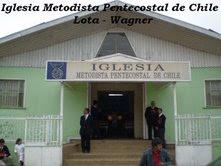 Iglesia Metodista Pentecostal de Lota Wagner
