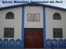 Iglesia Metodista Pentecostal del Perú en Tacna