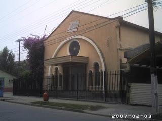 Iglesia Metodista Pentecostal de Coelemu