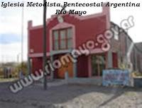 Iglesia Metodista Pentecostal de Argentina en Rio Mayo