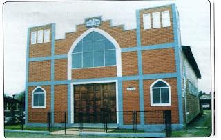 Iglesia Metodista Pentecostal de Chile Rio Bueno