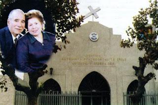 Corporación Metodista Pentecostal de Chile en Lo Espejo