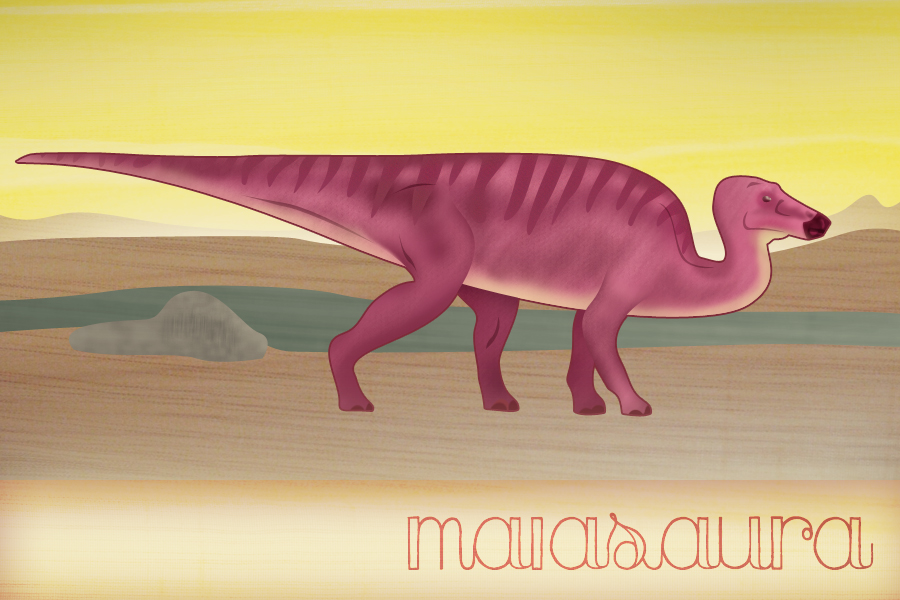 Unless Otherwise Noted Pink Dino 1