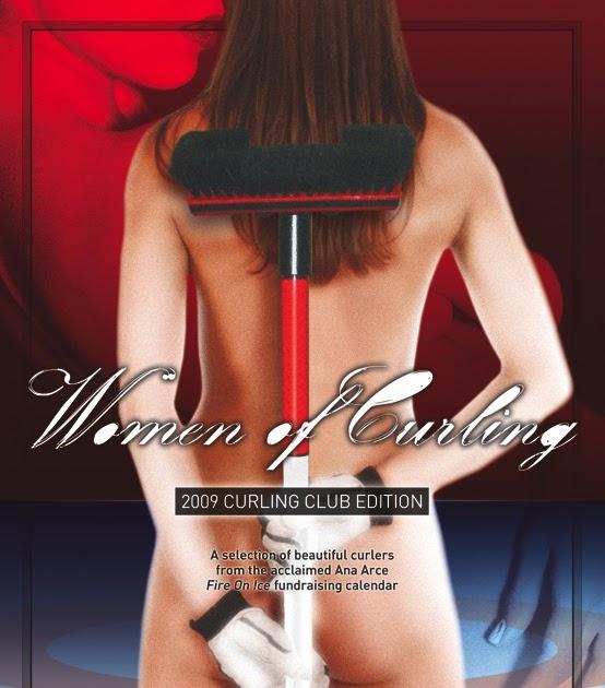 Naked Curling Calendar 66