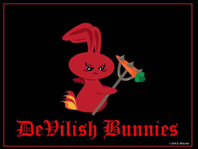 ♥♥♥ Devilish Bunnies ♥♥♥