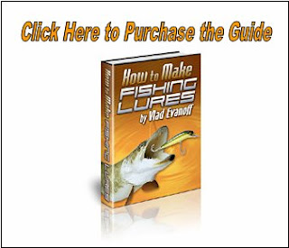 how to make your own bass fishing lures