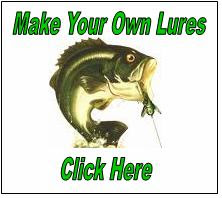 Construct your own fishing lures fishing is my favorite hobby for Make your own fishing lures