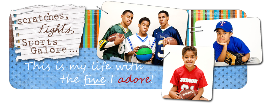 My Crazy Life With The Fab Five