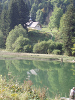 Chapelle Saint-Bruno -  Lac de Vallon