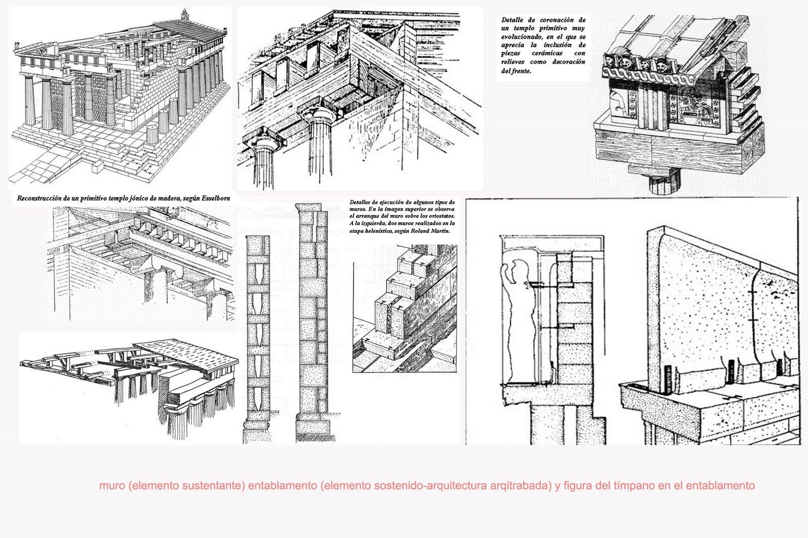 planos de edificio de 4 plantas