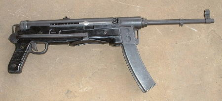 Deactivated mp40 for sale