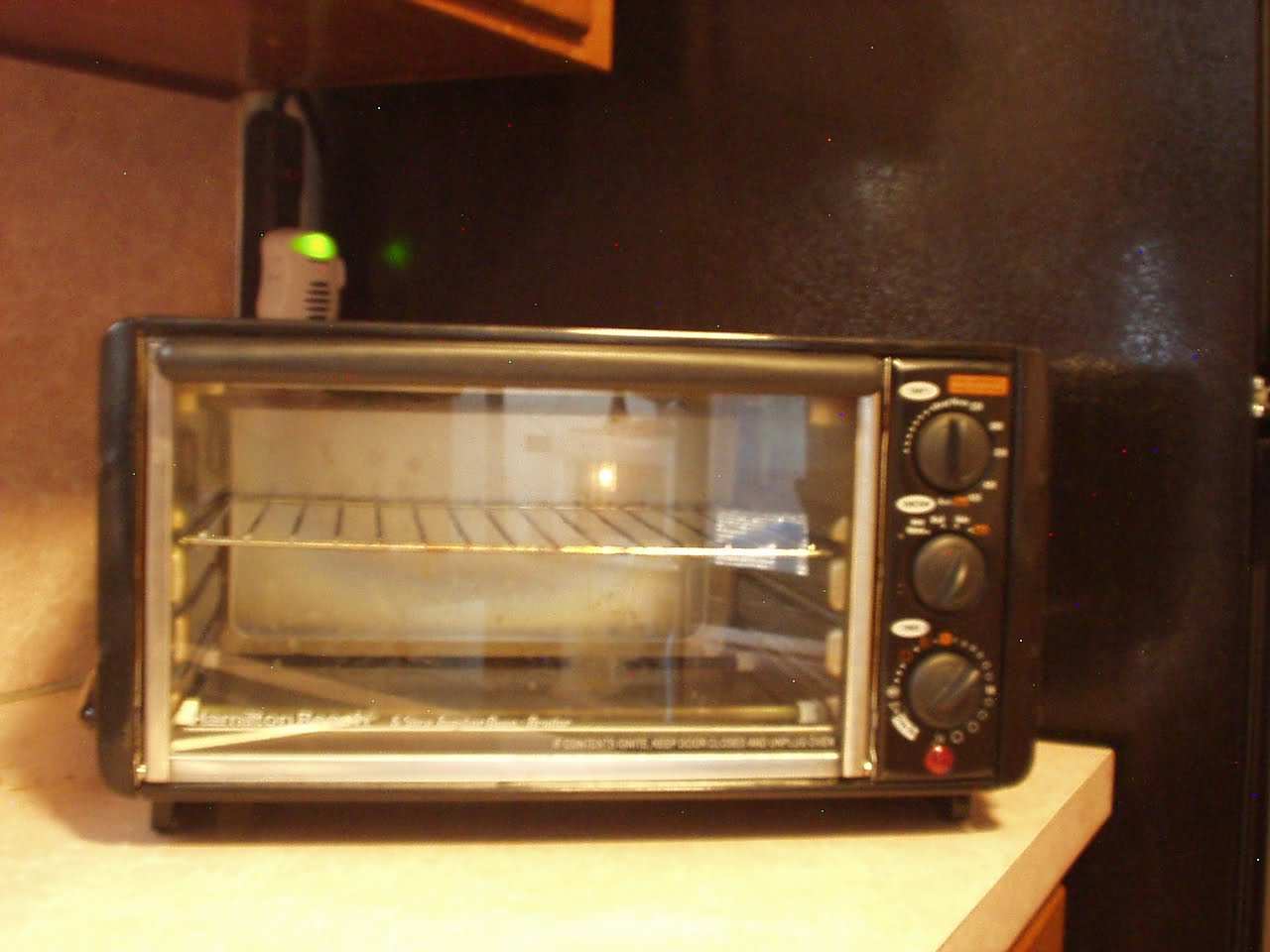 DonsDeals Blog: My Hamilton Beach 31160b Toaster Oven Timer