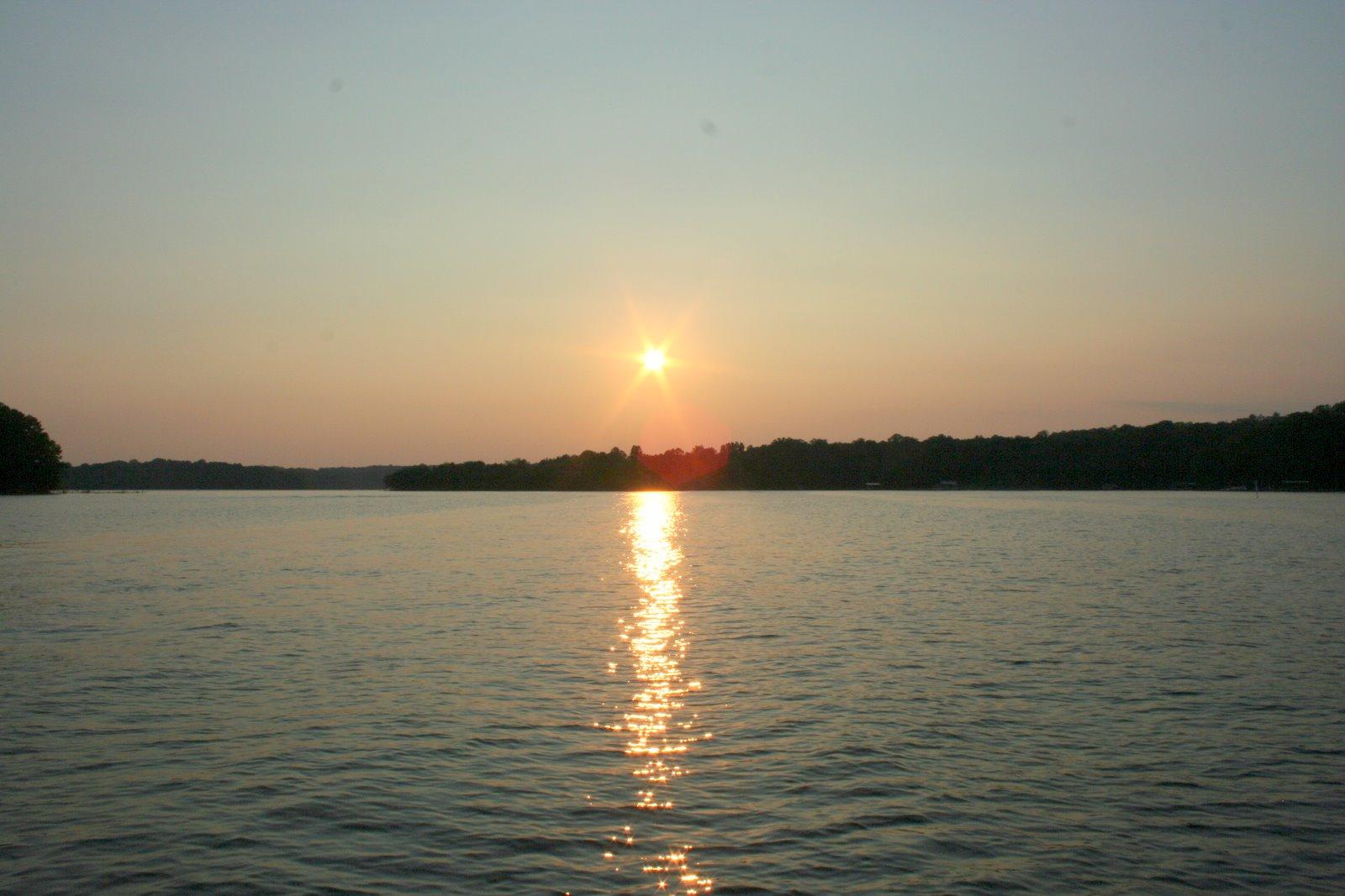 Lake Lanier Lights