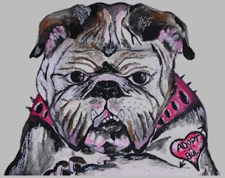 Artist Series T-Shirt 1 - Adopt-a-Bull