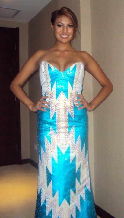 Beyond Buckskin Star Dress By Danita Strawberry
