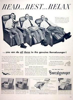 Attachment Prone Rip Barcalounger