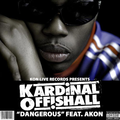 Kardinal Offishall ft. Akon - Dangerous Lyric