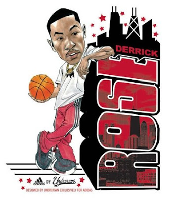 derrick rose wallpaper bulls. chicago ulls rose wallpaper.