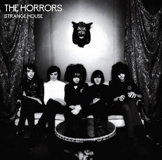 CD/DVD/LP achats The+Horrors+-+Strange+House