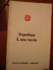 PAPELITOS PARA UNA NOVIA