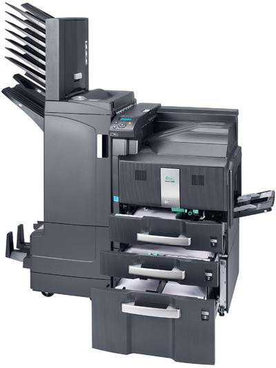 Kyocera Φωτοτυπικά  Εκτυπωτές  Scanners : Kyocera FSC8500DN