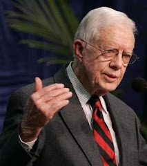 Did anyone notice former President Jimmy Carter did not address the Democratic National Convention?