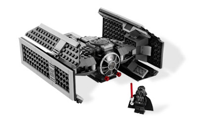 Lego Star Wars Club: Featured Reviews - Darth Vader's Tie