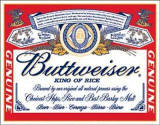 Buttweiser logo