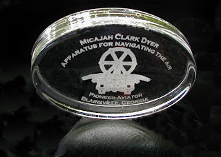 MCD paperweight
