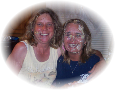 Birthday Cake Fight