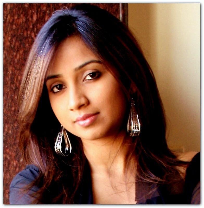 """Music And World: Shreya """"Nightingale"""" Ghoshal"""