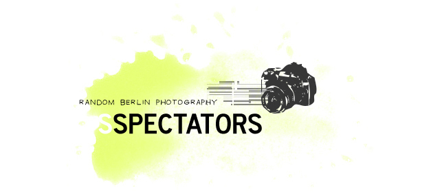 sspectators | random berlin photography