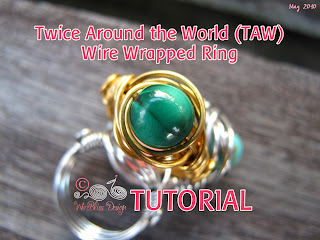 TAW Wire Wrapped Ring tutorial