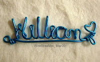 wired name - william