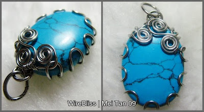 wire wrapped cab