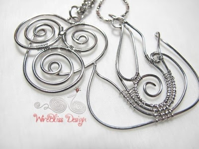 The Last Wire Bender - wire wrapped
