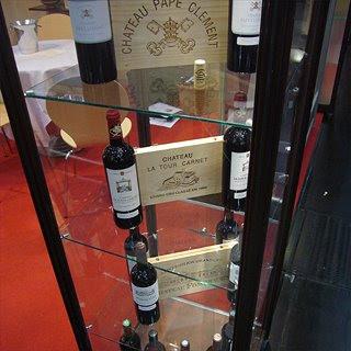 Bernard Magrez wines: Pape Clément, La Tour Carnet and Fombrauge