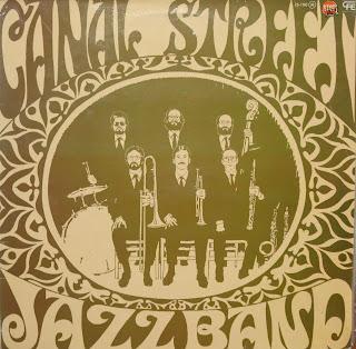 Canal Street Jazz Band #1, cortesia de http://caratulascoque.blogspot.com