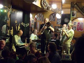 Canal Street Jazz Band en el Cafe Populart