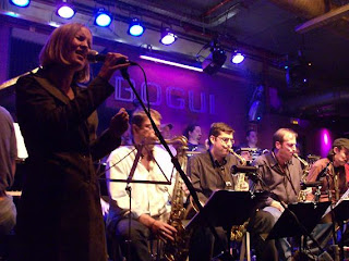 Carita Boronska & Bob Sands Big Band