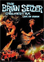 Brian Setzer Orchestra Live In Japan