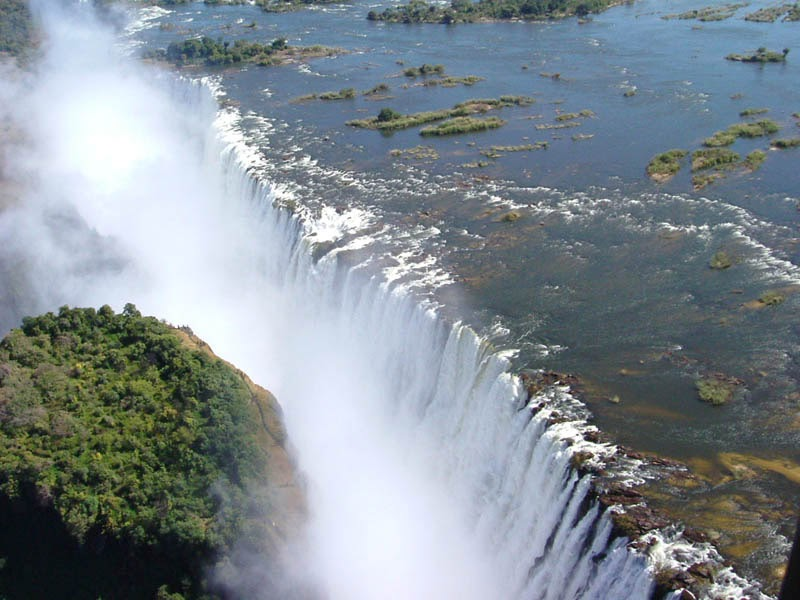 Africa Safari Journey Photos Blog: The Victoria Falls ...