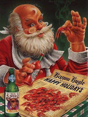 Cajun Christmas.South Louisiana Cuisine A Cajun Christmas Heaux Heaux Heaux