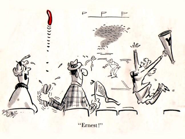 Mike Lynch Cartoons: 1950s Gag Cartoons