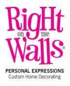 Right on the Walls Custom Wall Art