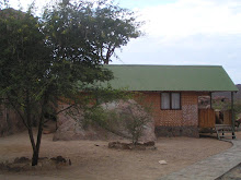 Omawua Lodge- Namibe